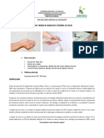 Plan Higiene de Manos 2017 Modificado