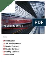 2008-06-26 Velocity of Web