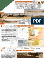 Diagnóstico urbano de AA.HH San Ignacio Tinguiña Alta