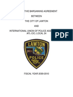Police Contract 2009-2010
