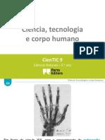 UFCD 6562 Ciencia Tecnoclogia Corpo Humano