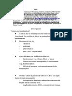 PSY 1 DevelopmentRev2