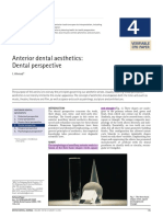 2005 Br Dent J- Anterior Dental Aesthetics- Dental Perspective
