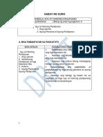 Grade 9 ESP Module pdf
