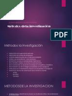 Metodos de La Investigacion Berenice
