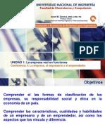 Lecture 3 - La Empresa, El Empresario y El Emprendedor