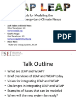 LEAP WEAP Symposium Talk