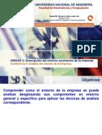 Lecture 4 - Los Entornos de La Empresa. Análisis Del Entorno.