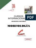 Morfologia de La Gramatica