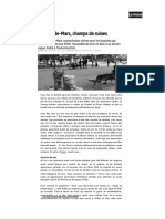 Champ-De-Mars, Champs de Ruines - Le Point