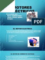Motores eléctricos diapositiva