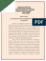 Paradigmas educativos de la modernidad y post modernidad trabajo 2.doc