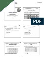 Medidas de Tendencia Central y de Dispersi+¦n (Datos Agrupados)