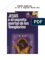 Robert Ambelain - Jesus Ou Segredo Mortal Dos rev