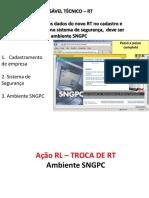 TROCA DO RT.pptx
