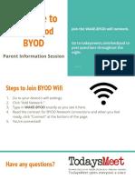 byod parent presentation  1