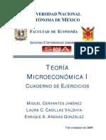 Ejercicio de Microeconomia