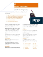 Proshot Dual Brochure CTPS100