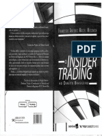 Francisco Anthunes Maciel Mussnich - Insider Trading
