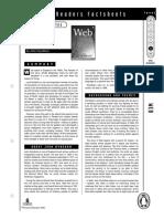Teacher Notes - Web - Level 5