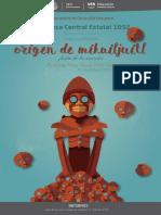 Biblioteca Central de Xalapa invita a fiesta de muertos