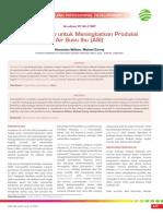 CPD 238-Domperidone Untuk Meningkatkan Produksi Air Susu Ibu-ASI
