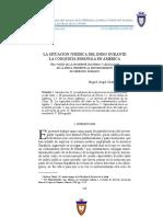 LA SITUACION JURIDICA DEL INDIO DURANTE LA - Miguel Angel Suarez Romero.pdf