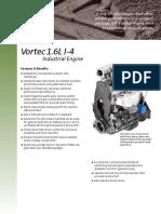 Vortec 1.6L I-4 Industrial