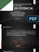 Expo Factor de Potencia Maquinas Elec.