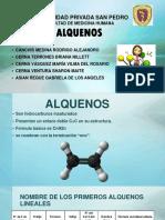 ALQUENOS