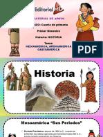 Mesoamerica (HISTORIA)