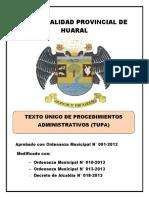 Tupa Huaral -Final