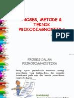 3. Metode Psikodiagnostik (Pertemuan 2)