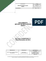 Anexo H - Manual de Instalaciones de Planta Externa