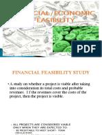 POWERPOINT Financial Feasibility