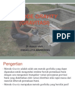 Ppt 1-Metode Gravity