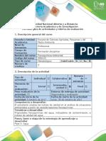 Guía de actividades y rúbrica de evaluación - Fase 3 - Agua..docx