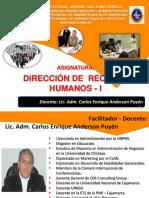 1 Clases - Direccion de Recursos Humanos i - 2013-II