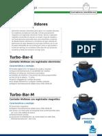 IR TURBO BAR M E Product Page Spanish 9 2016