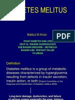 17 Diabetes Mellitus