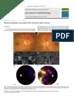 Neuritis Optic Case Report
