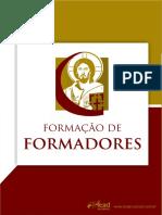Aula 01 - Caderno de Leitura Formacao de Formadores