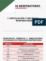 Clase 4 Mecánica Respiratoria