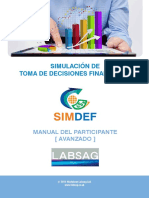 Manual Simdef Avanzado