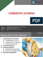 Conf 06 Corriente Alterna