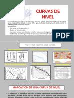 Curvas de Nivel - Topografía (1)