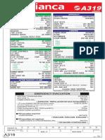 Checklist A319 Ava