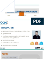 Successful Product Management - ACP 2017