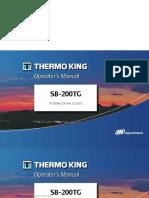 Sb200tg Thermo King