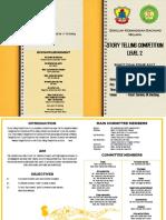 Storytelling brochure
